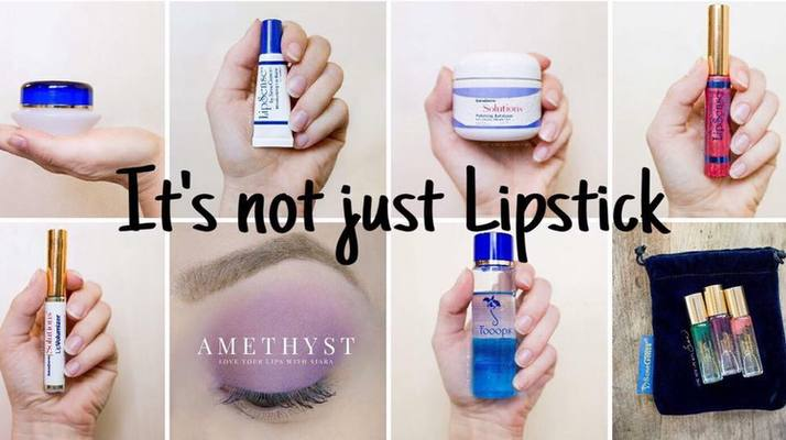 not just lipstick